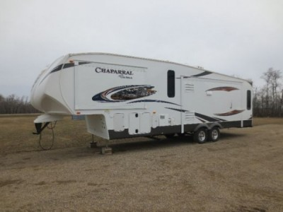2012 Coachmen Chaparral 325MKS