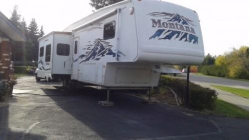 2005 Keystone Montana 3500RL