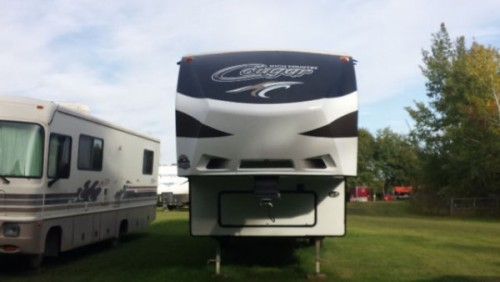 2014 Keystone Cougar High Country 337FLS