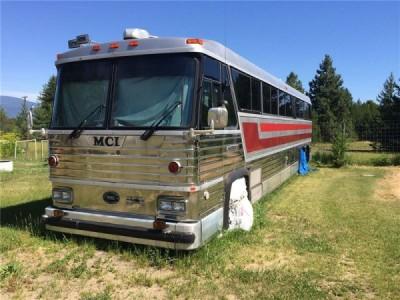 1975 MCI Cruiser EX 48Ft