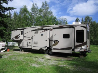 2012 Forest River Blue Ridge 36Ft
