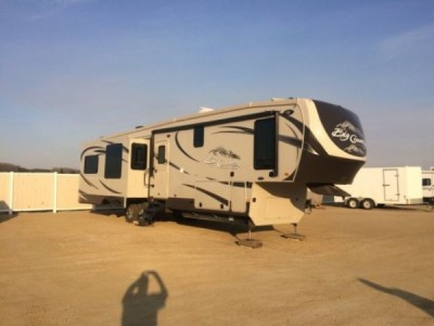 2013 Heartland Big Country 3610RL