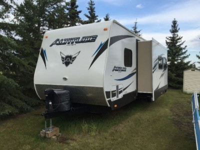 2015 Crossroads Altitude 310 Toy Hauler