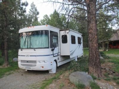 2005 R Vision Trail Lite M321