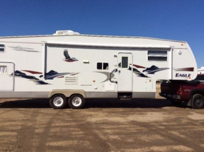 2006  Jayco  Eagle 32Ft