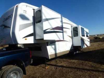 2008 Carriage Cameo F34CK3 34-Foot