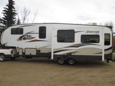 2013 Keystone Sprinter 32Ft