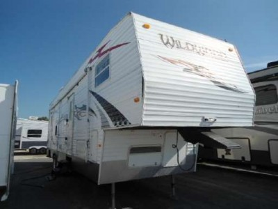 2009 Forest River Wildwood Sport 32SR