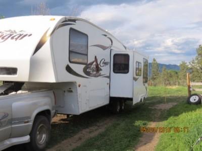 2011 Keystone Cougar 293SAB