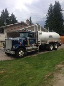 1988 Western Star Water Truck