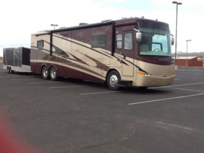 2008 Newmar Mountain Air 4121