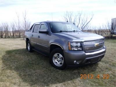 2009 Chevrolet Avalanche LT