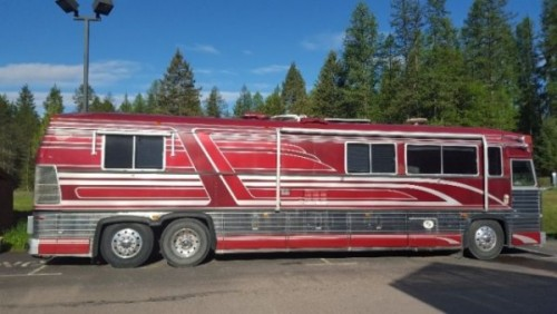 1973 MCi-8 Bruce Coach Conversion