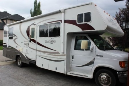 2006 Jayco Granite Ridge 31Ft