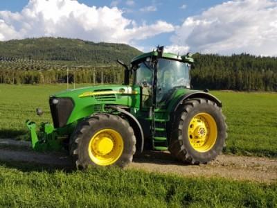 2006 John Deere 7720 MFWD Tractor