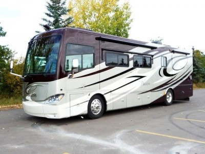 2011 Tiffin Phaeton 36QSH