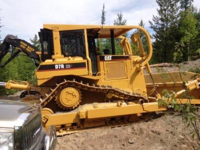 2005 Caterpillar D7R X2 Dozer