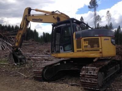 2009 Komatsu 308 Excavator