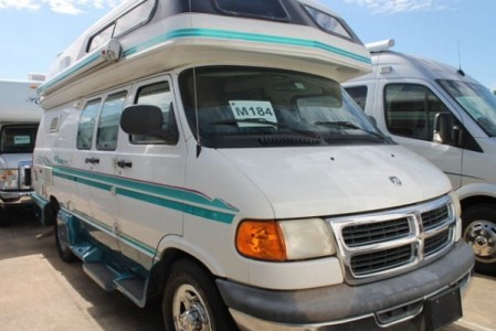 2002 Great West Van Classic Camper