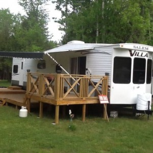 2013 Forest River Salem Villa 39FDEN