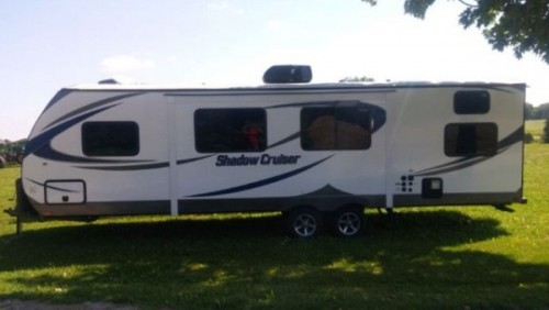 2016 Cruiser RV Shadow Cruiser 280QBS