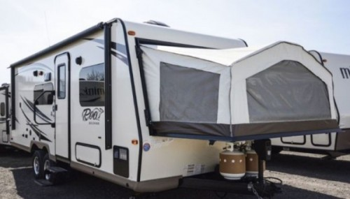 2016 Rockwood Roo 233S Sapphire Edition