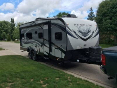 2016 Forest River XLR Hyper Lite 24Ft