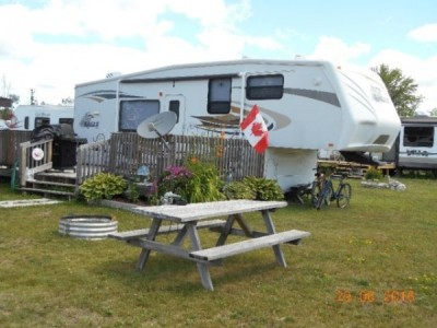 2009 Jayco Eagle 313RKS + LOT