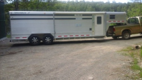 1997 Featherlite Horse Trailer LQ
