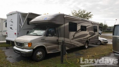 2007 Holiday Rambler Augusta 293ts
