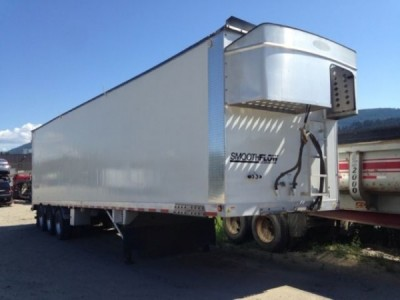 2013 TyCrop 42Ft Live Bed Tridem Trailer
