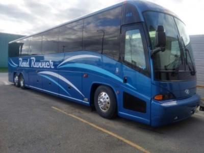 2007 MCi Passenger Coach Bus
