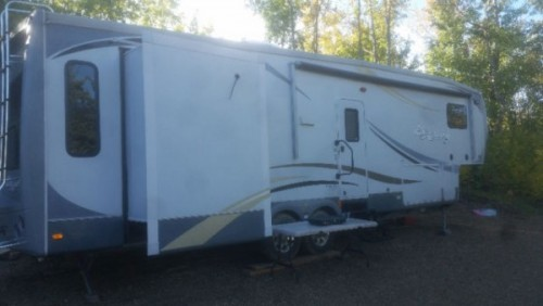 2010 Heartland Big Country 38Ft