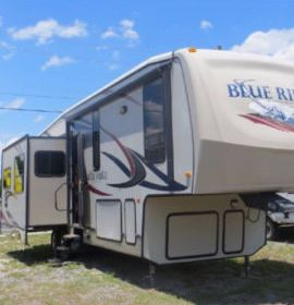 2011 Forest River Blue Ridge 36Ft