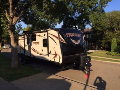 2015 Forest River Tracer 2850RED Ultra Light