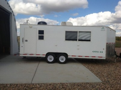 2013 OTG Office Trailer 24Ft