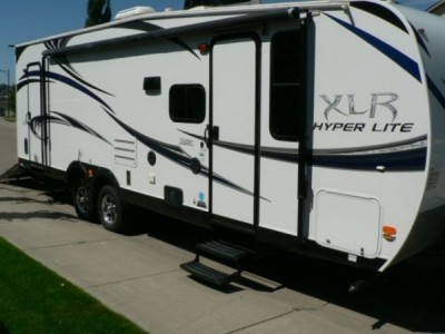 2013 Forest River XLR Hyperlite 27HFS