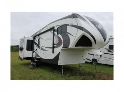 2011 Coachmen Chaparral 275RLS