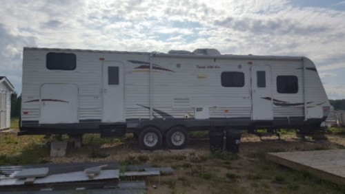 2012 Heartland North Country 32BH Trailrunner Edition