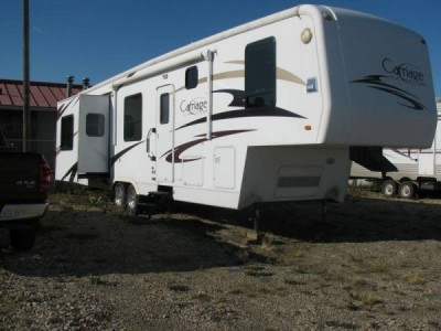2006 Carriage Cameo LXI F35SKQ 36-Foot