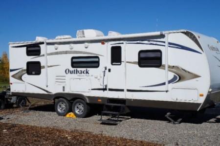2010 Keystone Outback 270BH