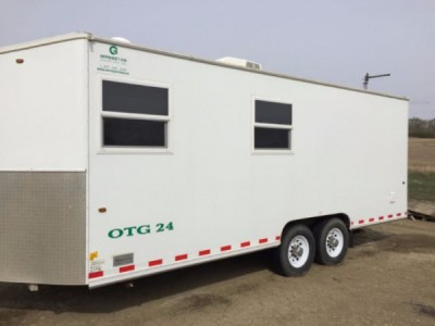 2012 OTG Office Trailer 24ft