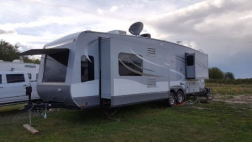 2013 Open Range Journeyer 340FLR