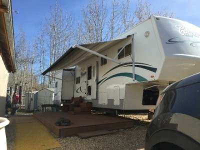2006 Corsair Excella 34Ft + Lake Lot combo