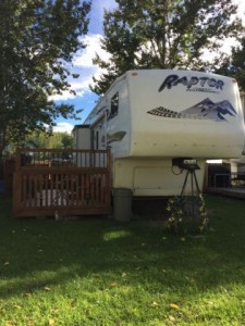2007 Keystone Raptor 40Ft