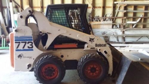 1994 Bobcat 773
