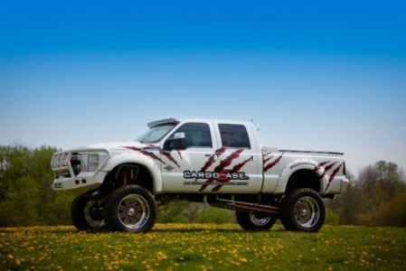 2014 Ford F-250 Crew 4WD Show Truck