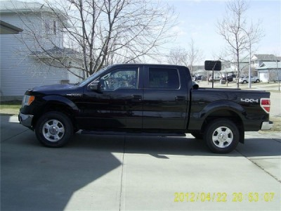 2011 Ford F-150 XLT SuperCrew 4X4