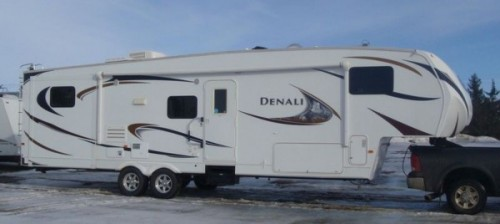 2010 Dutchman Denali 325RB 37-Foot