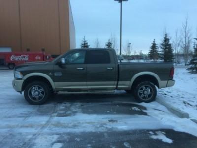 2011 Dodge Ram 2500 Laramie Longhorn